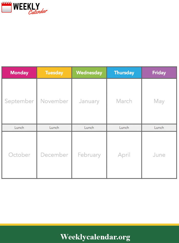 Weekly Pregnancy Calendar Based On Due Date